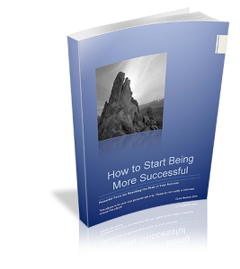 How to Start Being More Successful